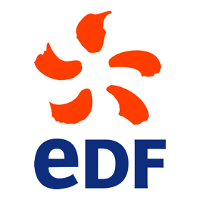 EDF Logo – Pulse Business Energy Suppliers