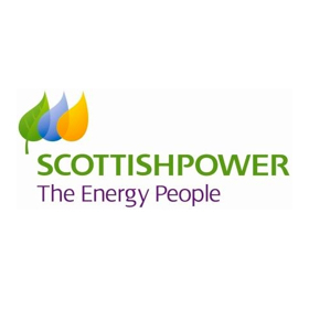 Scottish Power Logo – Pulse Business Energy Suppliers