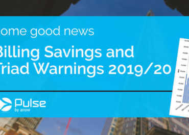 Some Good Energy News - Bill Savings and Triad Warnings