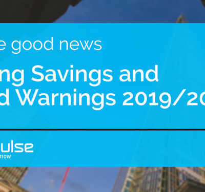 Billing Savings and Triad Warnings