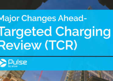 Major Changes Ahead - Targeted Charging Review (TCR)