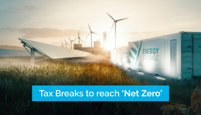 Net Zero Tax Reliefs
