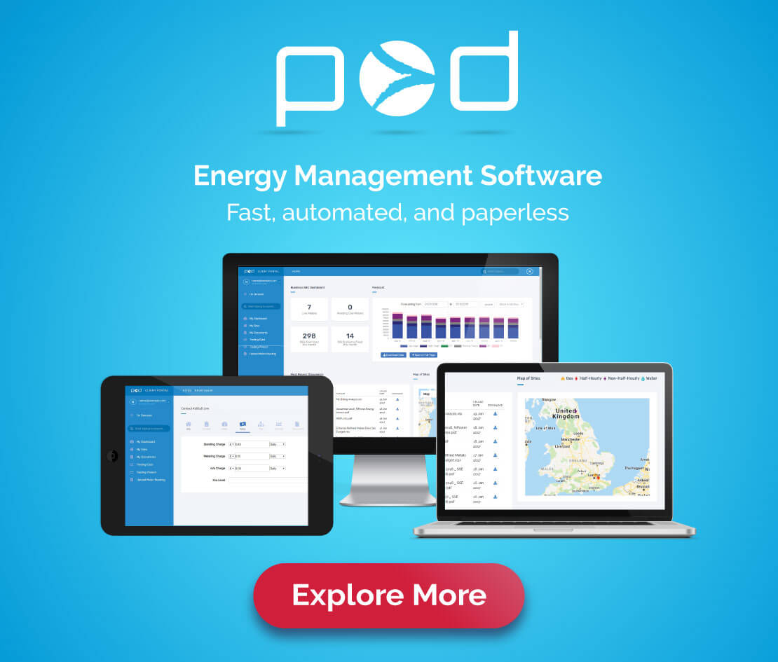 POD Energy Management Software