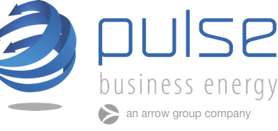 Pulse - arrow logo - Pulse Business Energy