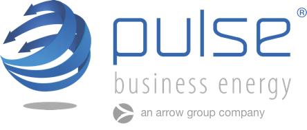 Pulse - arrow logo - Pulse Business Energy