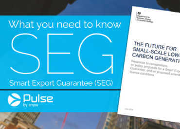 Smart Export Guarantee (SEG) to replace Feed-In-Tariff (FiT) Payments
