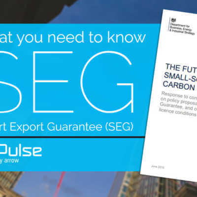 Smart Export Guarantee (SEG)