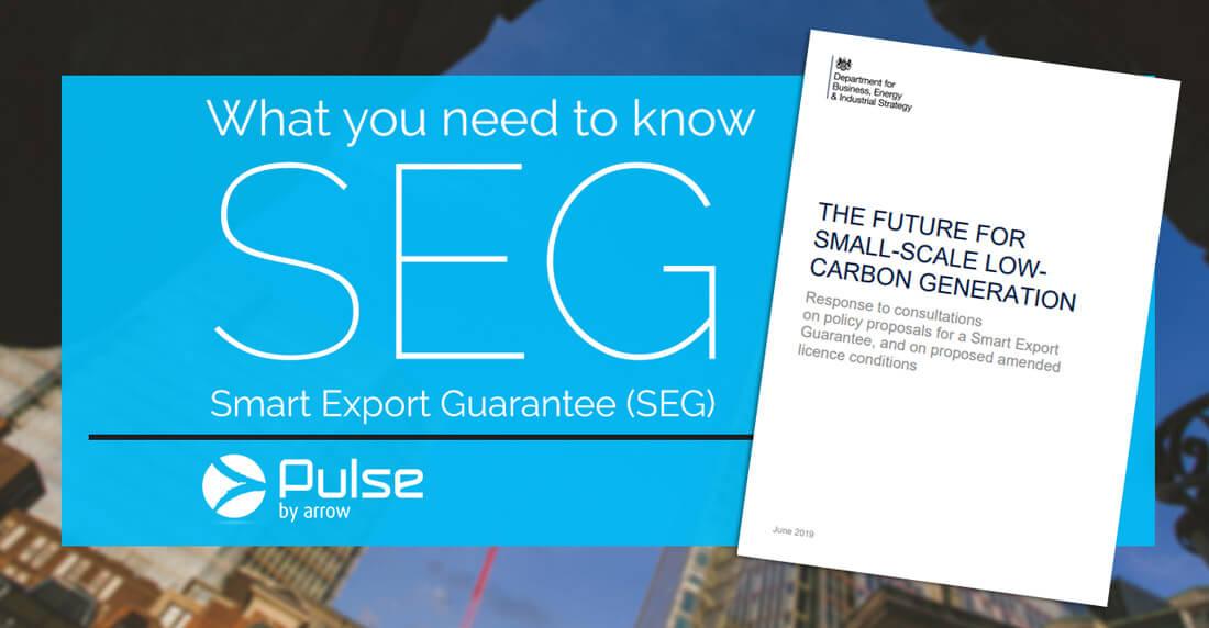 Smart Export Guarantee (SEG)